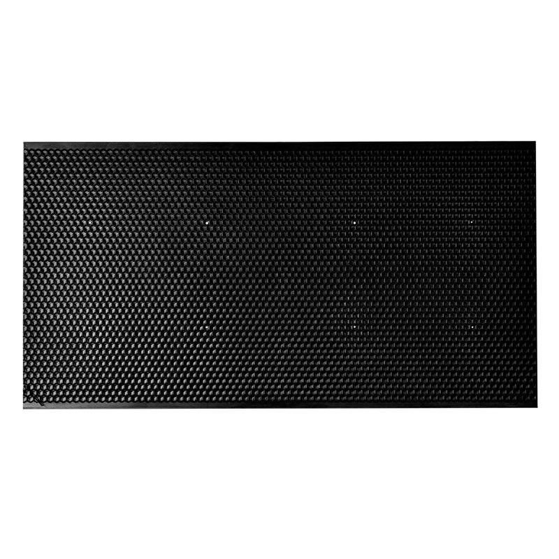 Black Color Plastic Foundation Sheet , Beekeeping Starter Kit Long Life